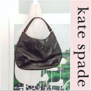Buy 1 get 1 FREE Sale! NWOT KATE SPADE BLACK HOBO